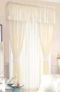 【摩尔登】简洁温馨的镂空窗帘   柔美的氛围卧室 窗帘布艺品牌定做