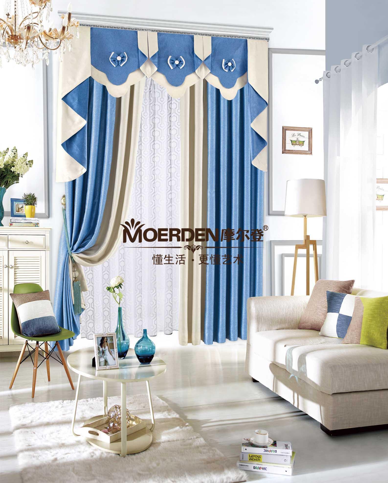 卧室窗帘选什么颜色好