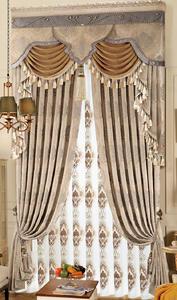 【摩尔登】奢华欧式提花面料  雪尼尔窗帘 卧室客厅窗帘布艺